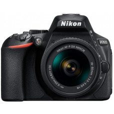 Фотоаппарат Nikon D5600 Kit 18-55 VR AF-P Black