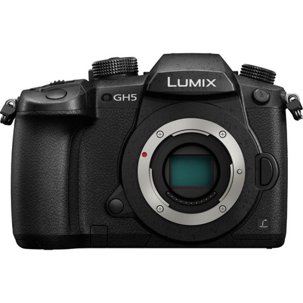 Фотоаппарат Panasonic Lumix GH5 Body