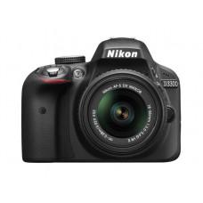 Фотоаппарат Nikon D3400 Kit AF-S 18-55 DX VR