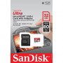 SanDisk Micro SDHC 32GB ultra 80MB/s 533X