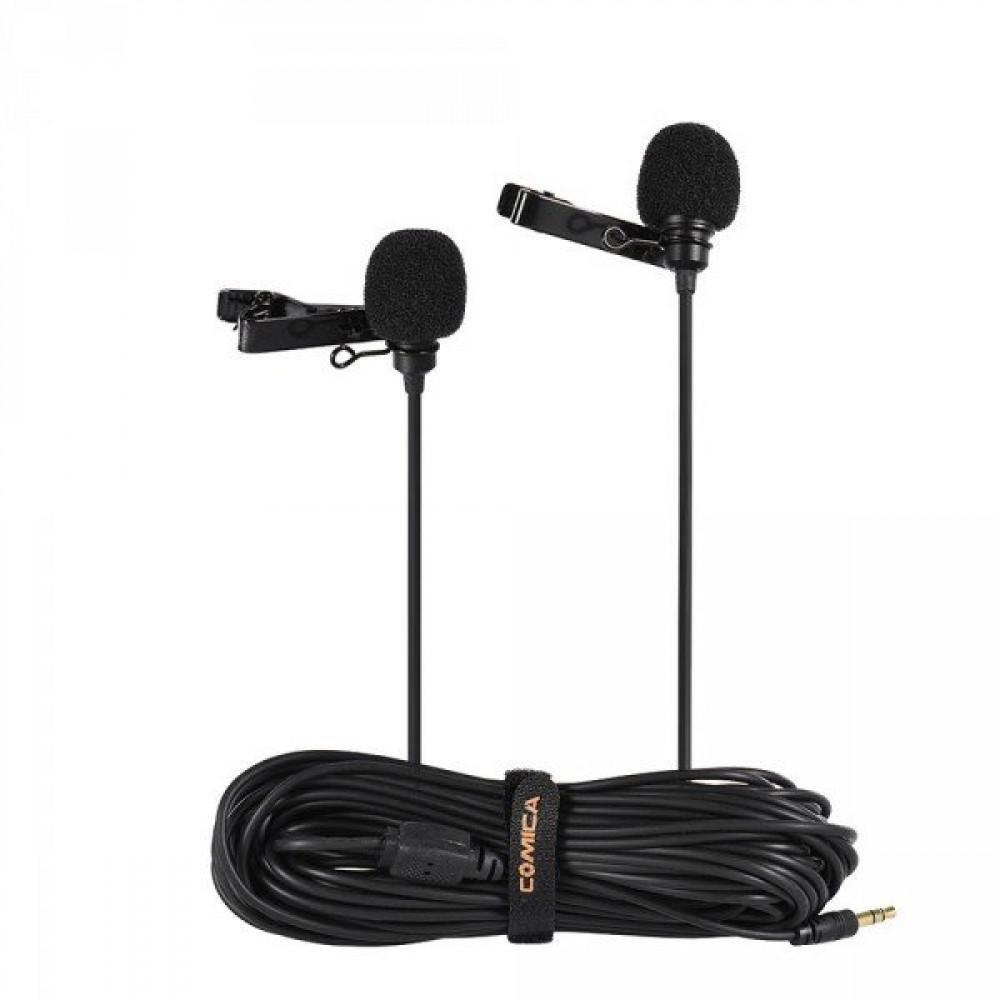 Петличный микрофон CoMica CVM-D02R