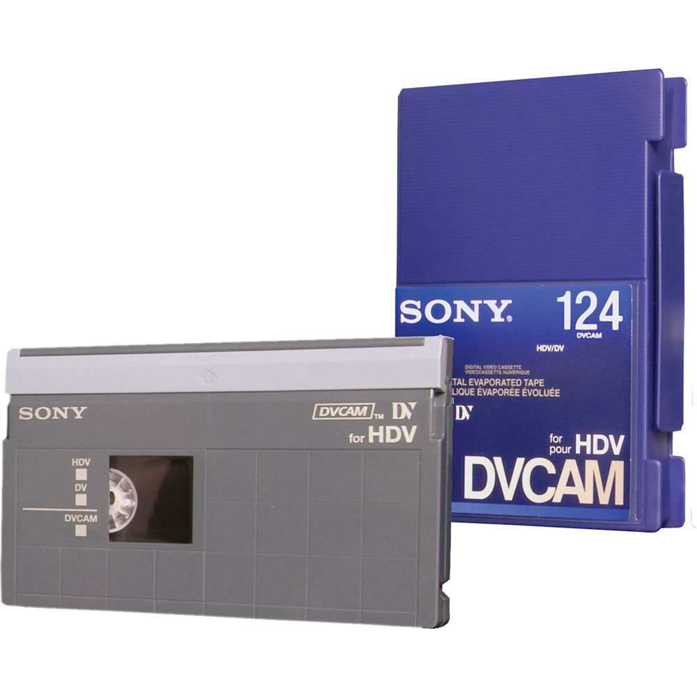 Sony PDV-124N/3 DVCAM for HDV