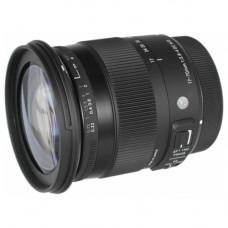 Объектив Sigma AF 17-70mm f/2.8-4.0 DC MACRO OS HSM Contemporary Nikon F