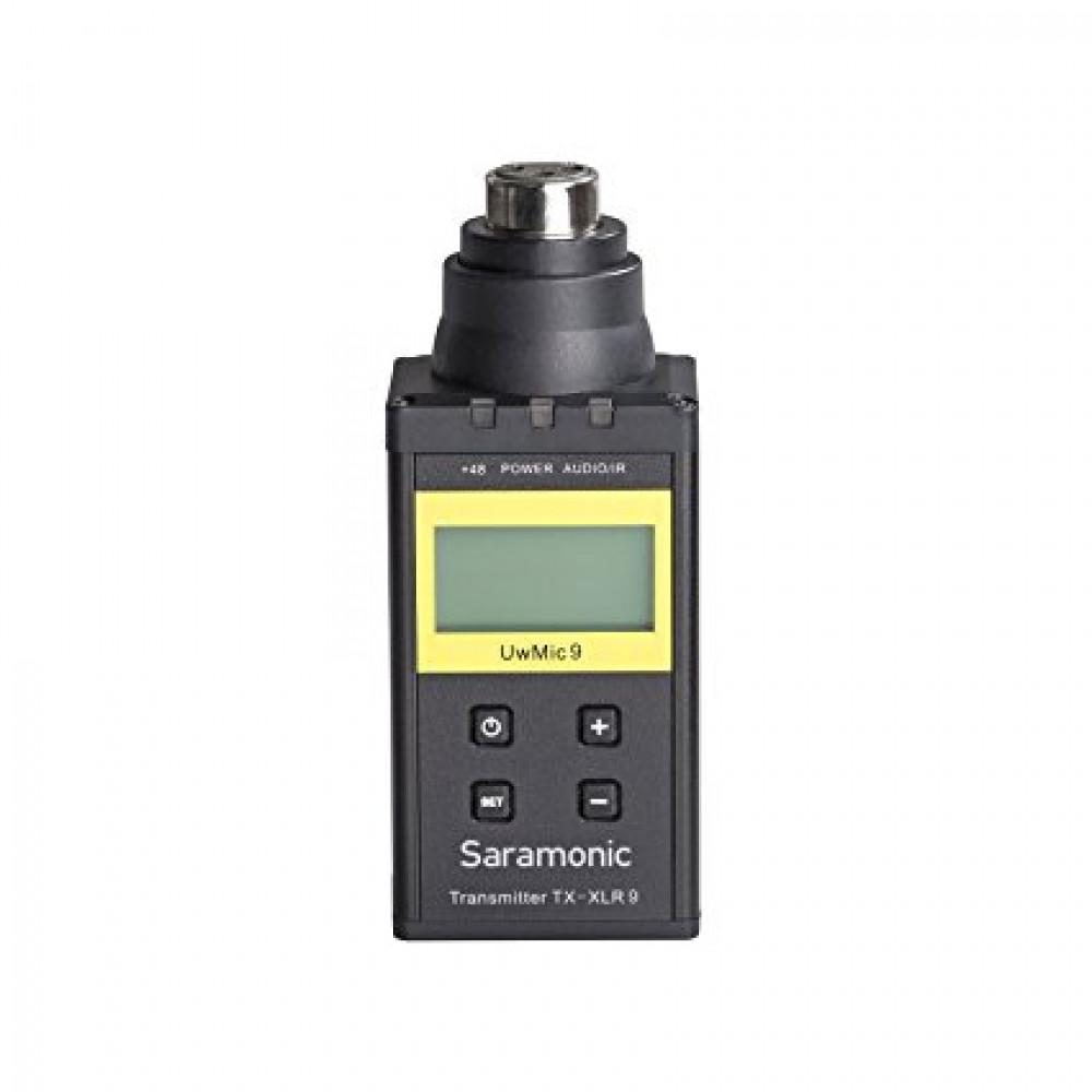 Передатчик Saramonic UwMic9 TX-XLR9 XLR
