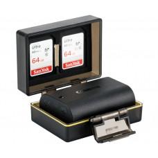 Защитный бокс для аккумулятора и карт памяти SD Card JJC BC-UN2