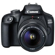 Фотоаппарат Canon EOS 4000D kit 18-55 DC III
