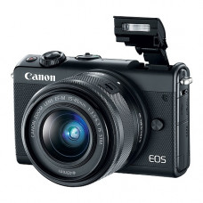 Фотоаппарат Canon EOS M100 EF-M15-45 IS STM Kit