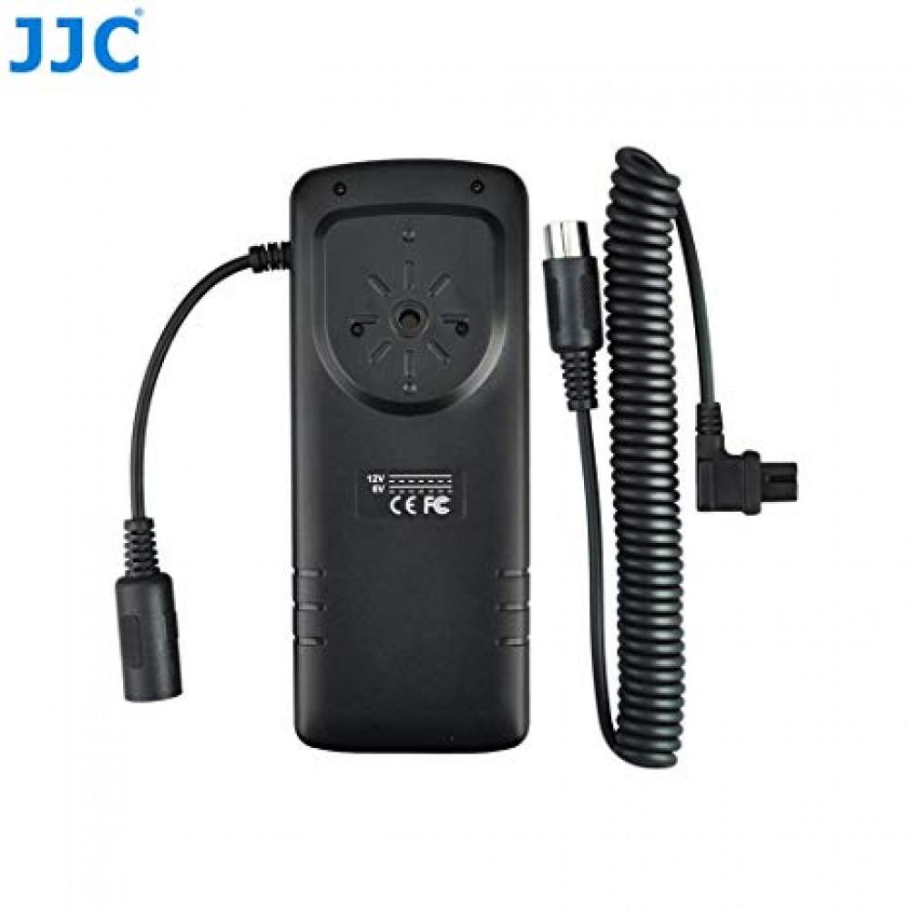 Внешний батарейный блок для JJC BP-SY1 вспышек Sony [F60M/58AM/56AM)]