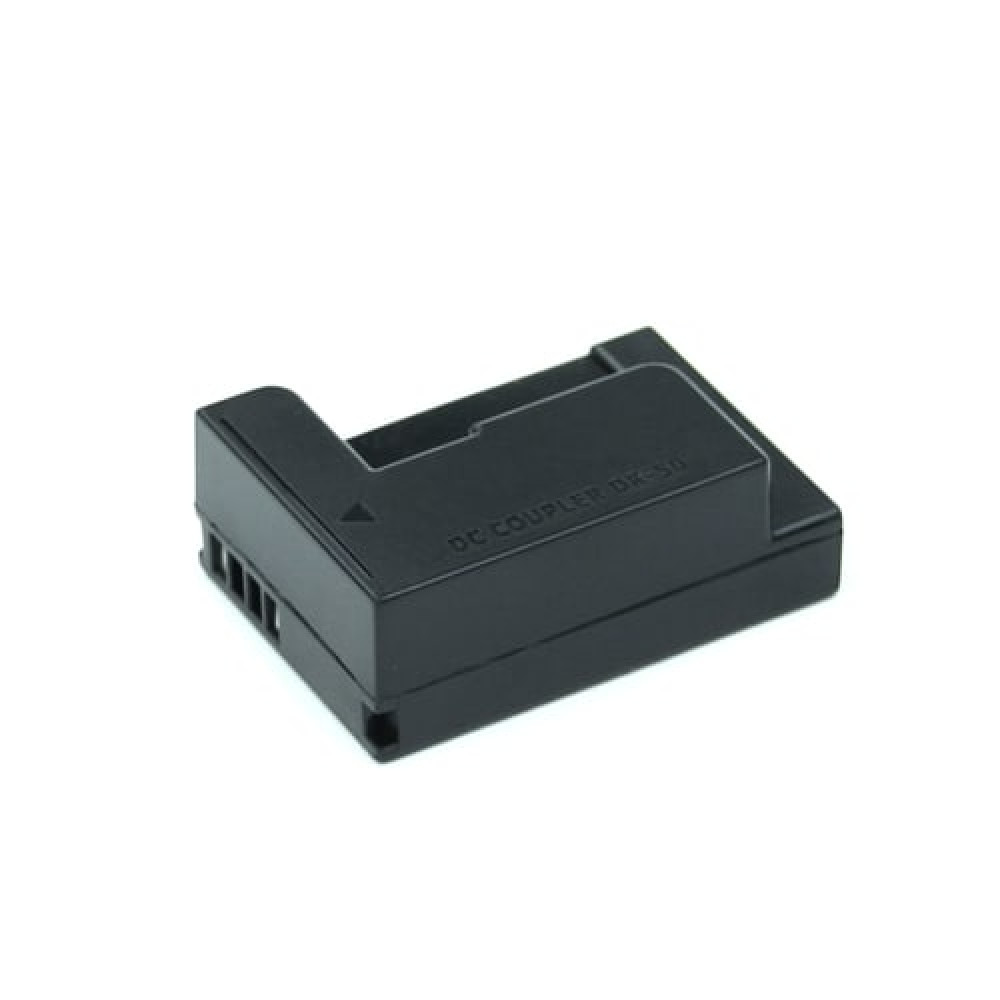 DR-50 DR50 (БЕЗ КАБЕЛЯ ПОСТОЯННОГО ТОКА) для Canon ACK-DC50 ACKDC50 PowerShot G10 G11 G12 SX30 IS (NB-7L Аккумулятор)