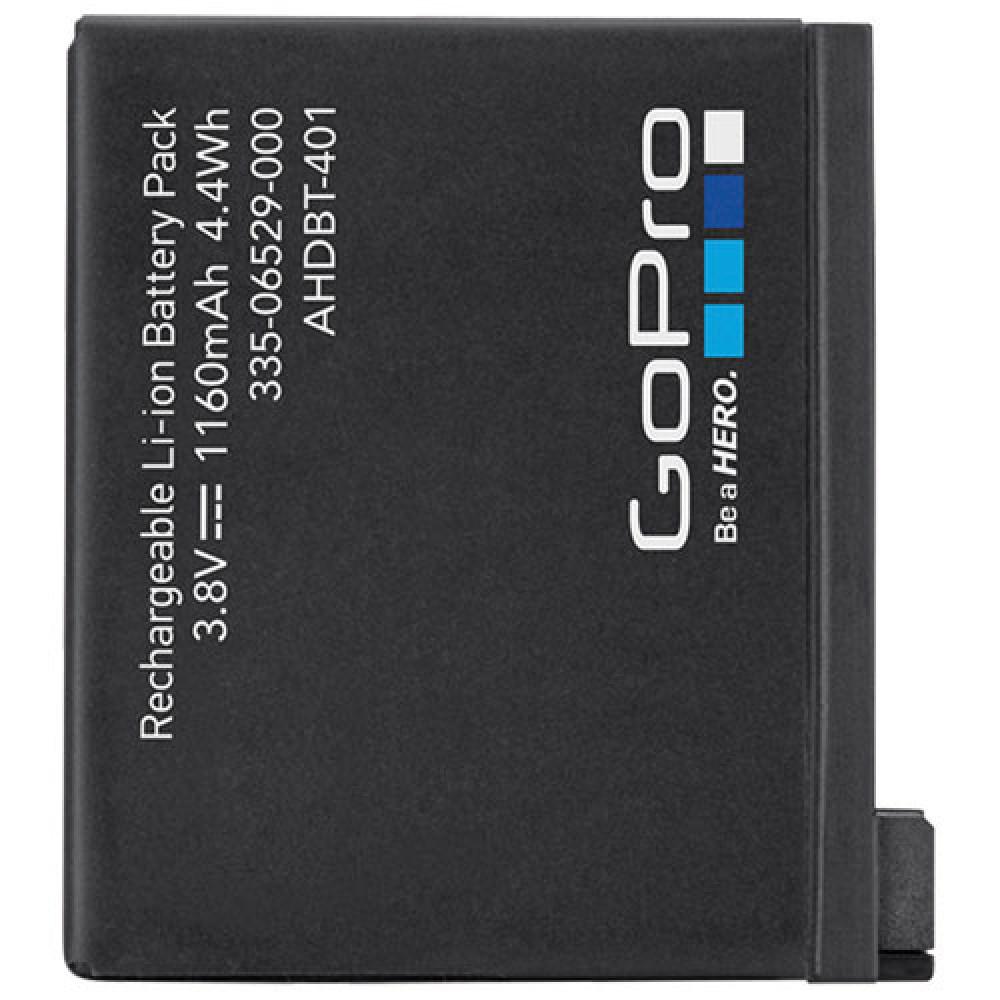 GoPro AHDBT-401 1160mAh Для GoPro HD HERO 4+ (аккумулятор)
