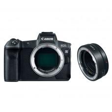 Фотоаппарат Canon EOS R Body + Adapter EF-EOS R