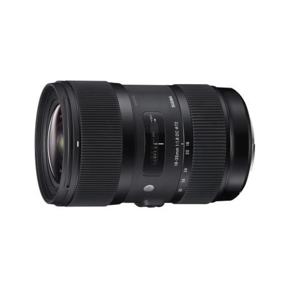 Объектив Sigma AF 18-35mm f/1.8 DC HSM Art Nikon