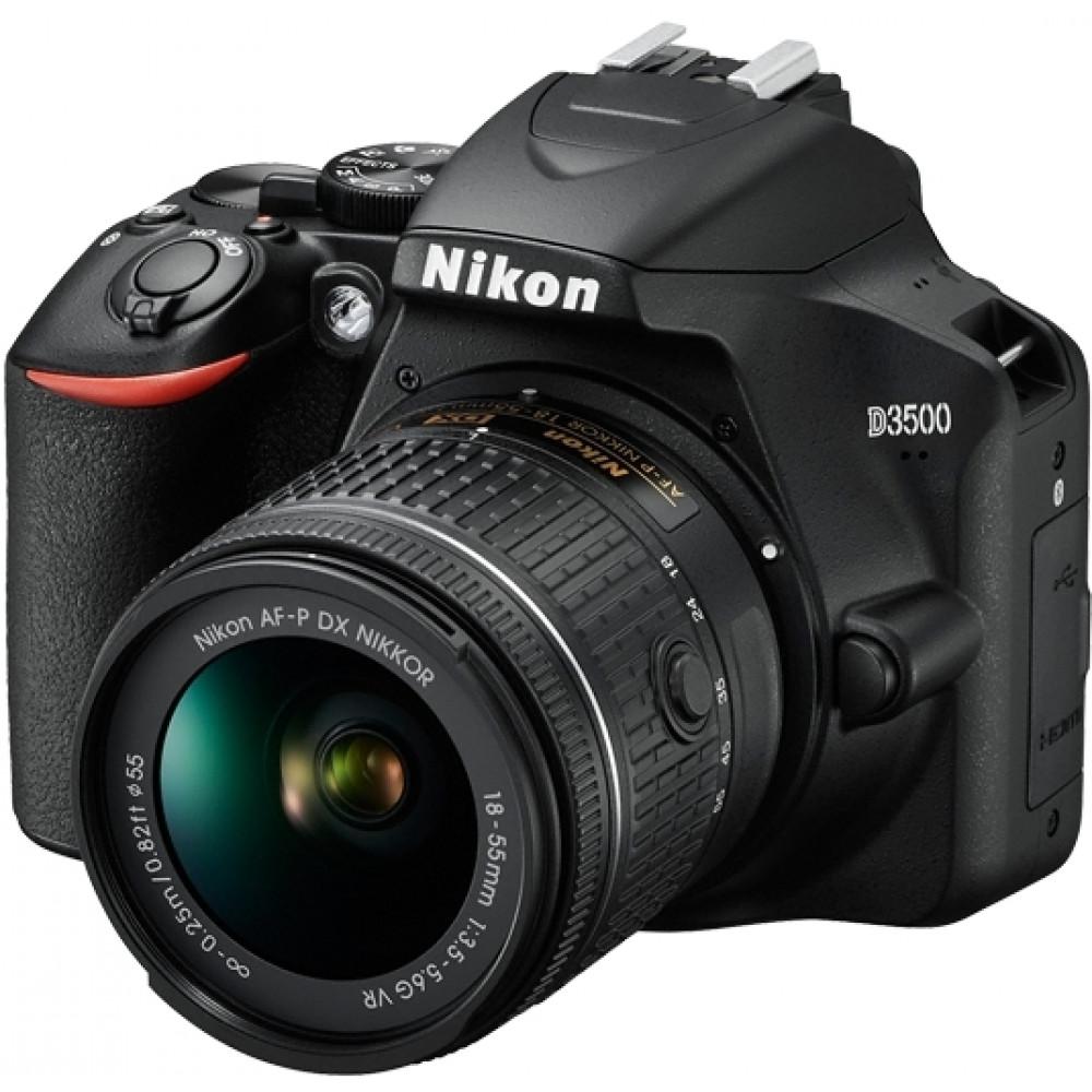 Фотоаппарат Nikon D3500 Kit AF-P 18-55 DX VR