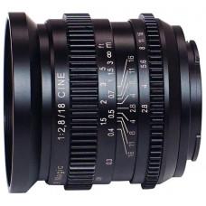 Объектив SLR Magic CINE 18mm f/2.8 Lens (Sony E-Mount)
