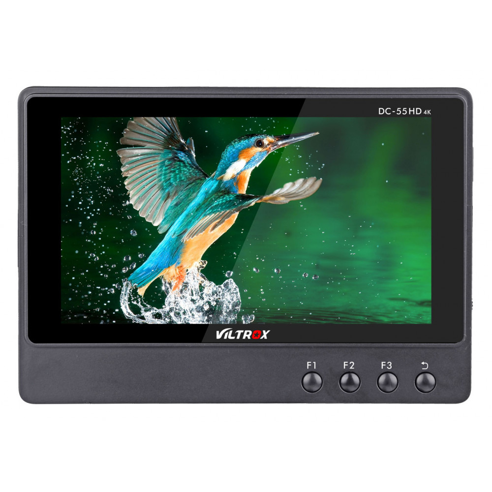 Монитор Viltrox DC-55HD 5,5 ''4 K 1920x1080 ips HD HDMI AV вход для Canon Nikon Sony DSLR BMPCC 5DIV