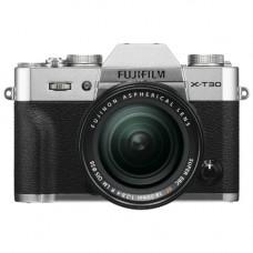 Фотоаппарат FujiFilm X-T30 Kit XF18-55mm F2.8-4 R LM OIS Silver