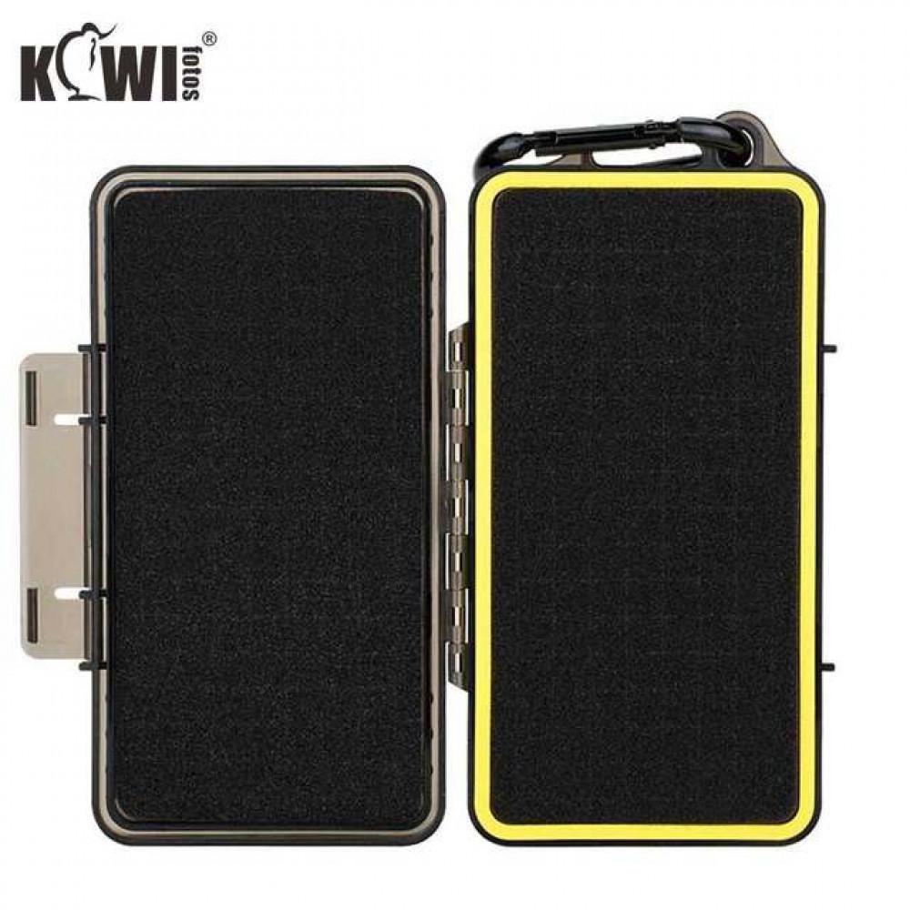 Чехол KIWIFOTOS KCB-UN1 для переноски может хранить телефоны/музыкальные плееры/наушники/батареи/зарядные устройства