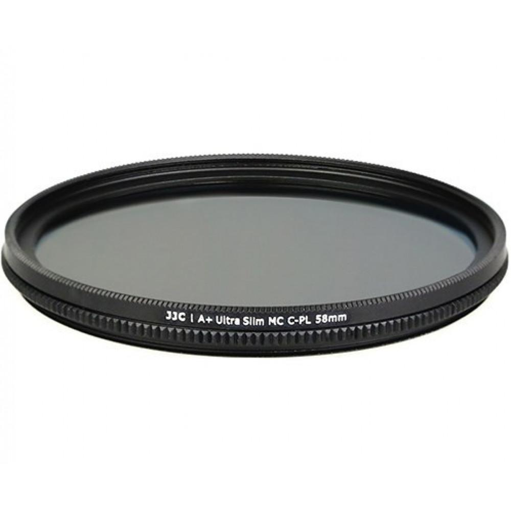 JJC F-CPL58 Ultra-Slm