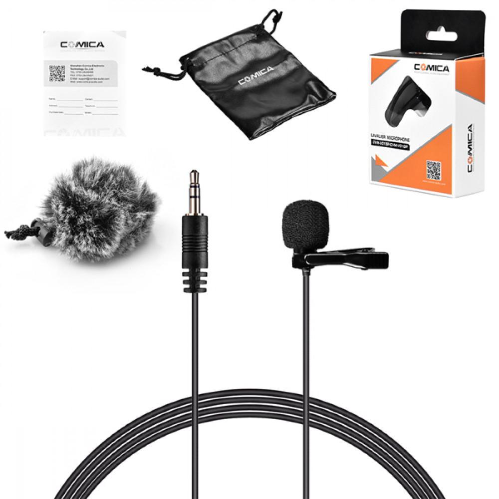 Микрофон COMICA CVM-V01GP