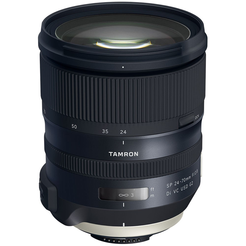 Объектив Tamron SP 24-70mm F/2.8 Di VC USD G2 Nikon