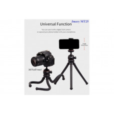 Jmary MT25 штатив осьминога [32/17,5cm] Максимальная нагрузка 2 кг