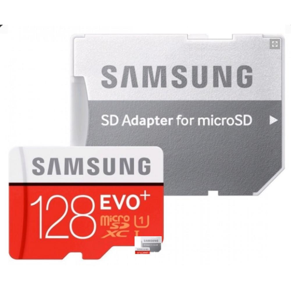 Micro SD-128GB [100/90mb/s]Class10 SAMSUNG