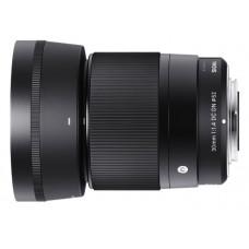 Объектив Sigma AF 30mm F1.4 DC DN C для Canon EF-M
