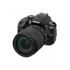 Фотоаппарат Nikon D3400 Kit 18-135