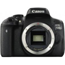 Зеркальный фотоаппарат Canon EOS 750D body