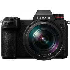 Фотоаппарат Panasonic Lumix DC-S1 Kit 24-105mm f/4.0 Macro OIS
