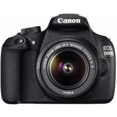Зеркальный фотоаппарат Canon EOS 1200D kit 18-55