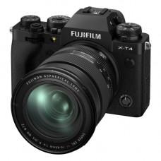 Цифровая фотокамера Fujifilm X-T4 Kit XF 16-80mm F4 R OIS WR Black