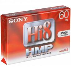 Кассета Sony P5-60HMP3 (Hi8 metal)