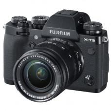 Фотоаппарат Fujifilm X-T3 kit 18-55 Silver