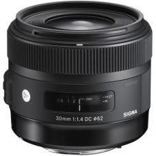 Объектив Sigma AF 30mm F1.4 DC DN Contemporary с байонетом Nikon