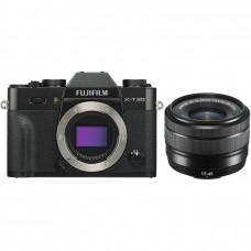 Фотоаппарат FujiFilm X-T30 Kit 15-45 Black