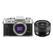 Фотоаппарат FujiFilm X-T30 Kit 15-45 Silver