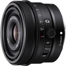 Объектив Sony SEL-24F28 24mm F2.8 G