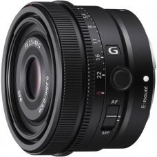 Объектив Sony FE 40mm F2.5 G