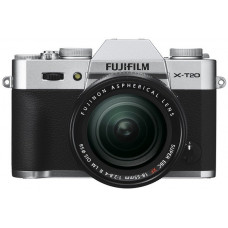 Фотоаппарат FujiFilm X-T20 Body Silver