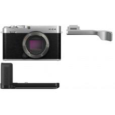 Цифровая фотокамера Fujifilm X-E4 MHG +TR-XE4 BLACK