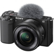 Беззеркальный фотоаппарат Sony Alpha ZV-E10 Kit